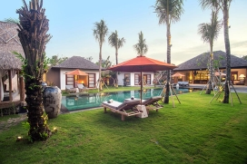 Beautiful and luxury villa in Seminyak, Bali, Indonesia  with private pool for 10 persons, Seminyak
