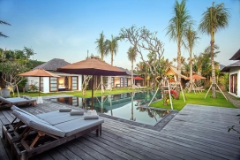 Beautiful and luxury villa in Seminyak, Bali, Indonesia  with private pool for 12 persons, Seminyak