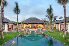 Large and luxury villa in Seminyak, Bali, Indonesia  with private pool for 14 persons, Seminyak
