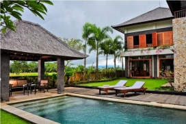 Beautiful and comfortable villa  with private pool in Tabanan, Bali, Indonesia for 6 persons, Tabanan