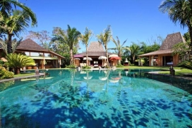 Beautiful and luxury villa  with private pool in Umalas, Bali, Indonesia for 6 persons, Umalas