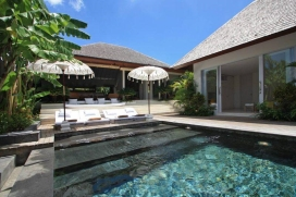Large and luxury villa  with private pool in Umalas, Bali, Indonesia for 8 persons, Umalas