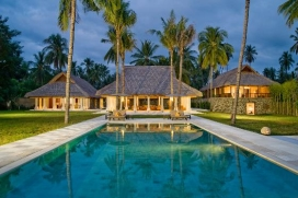Wonderful and luxury villa in North Lombok, Lombok, Indonesia  with private pool for 12 persons, North Lombok