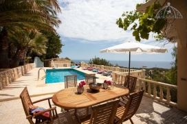 Large and nice villa in Altea, on the Costa Blanca, Spain  with private pool for 10 persons, Altea