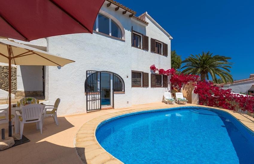 Villa in benissa spain bellavista 6 for Swimming pool repairs costa blanca