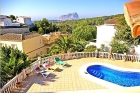 Benissa Villa Jacqueline 6, Villa   for rent in...