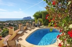 Benissa Villa Perdiu 4, Large and comfortable...