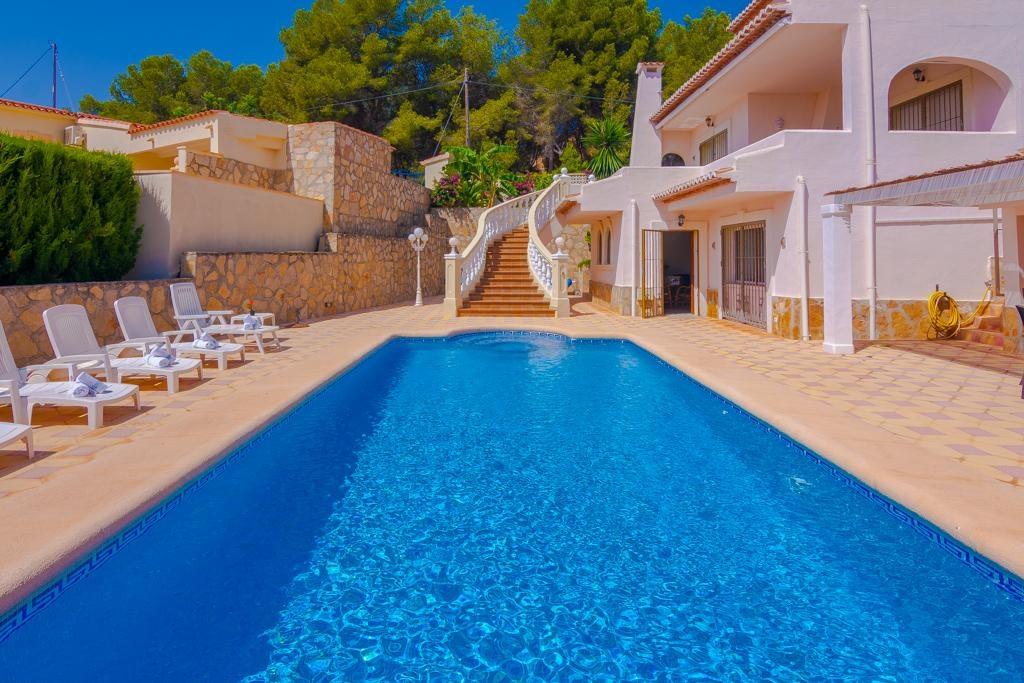 Holiday house Magali 8 (1719061), Benissa, Costa Blanca, Valencia, Spain, picture 2