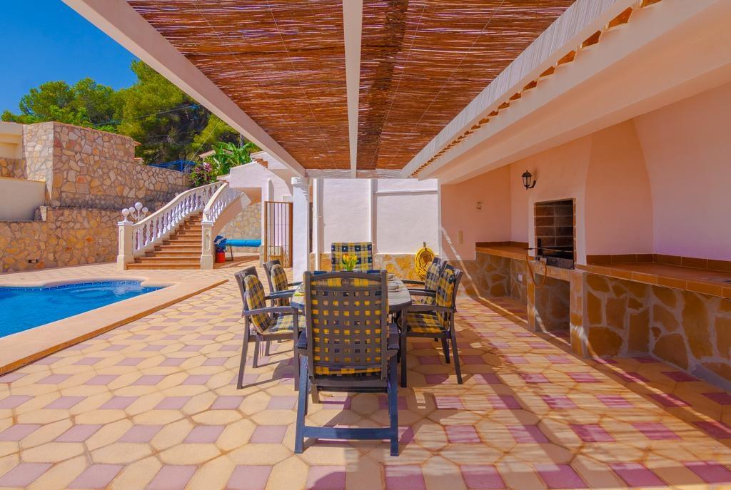 Holiday house Magali 8 (1719061), Benissa, Costa Blanca, Valencia, Spain, picture 3