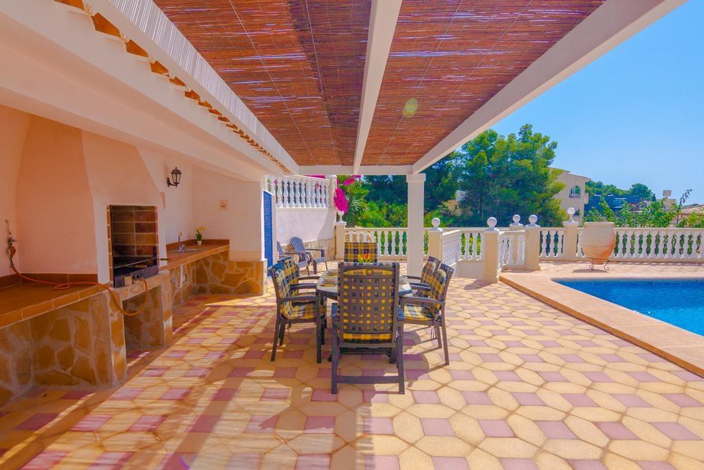 Holiday house Magali 8 (1719061), Benissa, Costa Blanca, Valencia, Spain, picture 5