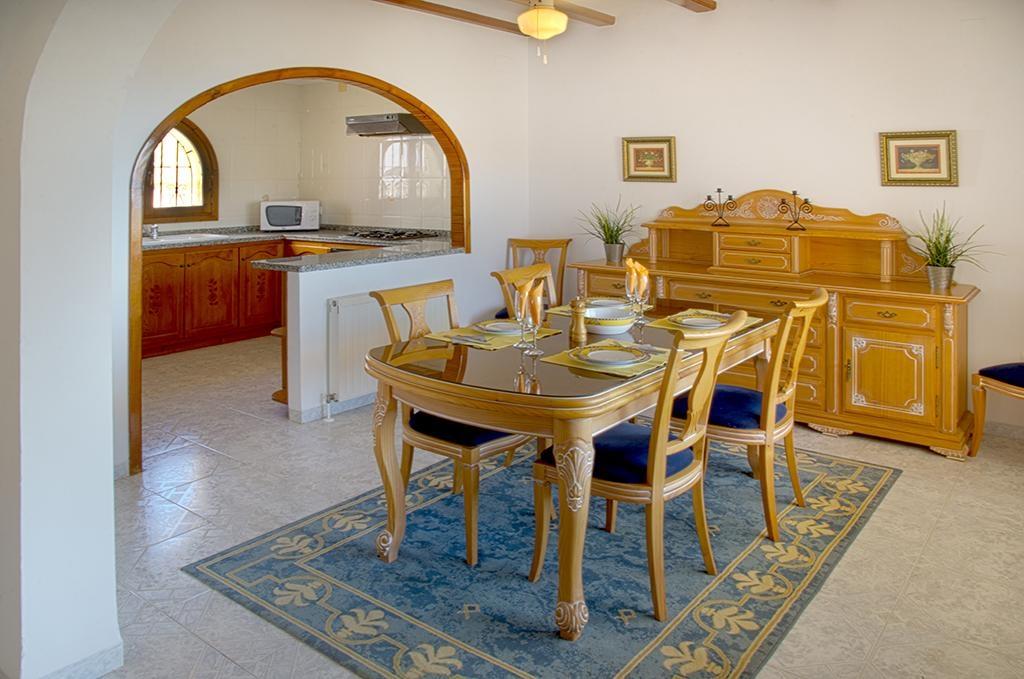Holiday house Magali 8 (1719061), Benissa, Costa Blanca, Valencia, Spain, picture 12