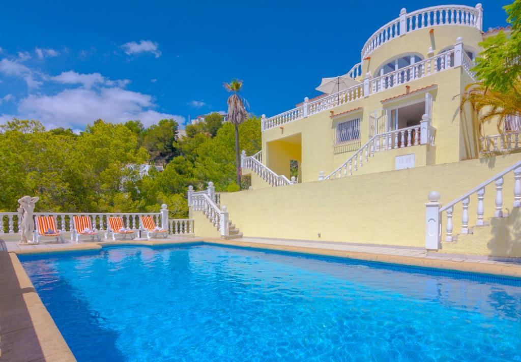 Montemar 8 for 8 guests in Benissa, Spanien