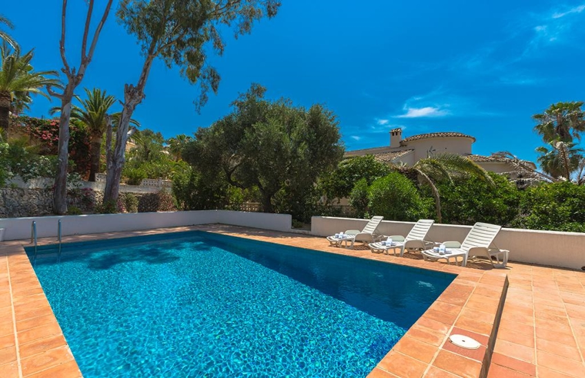 Winter Holiday Homes In Costa Blanca
