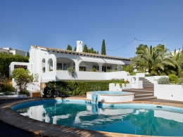 Villa Pomera, Lovely and luxury villa...