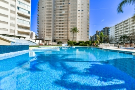 Holiday rental apartment for maximum of 8 people. (Calpe, Costa Blanca)., Calpe