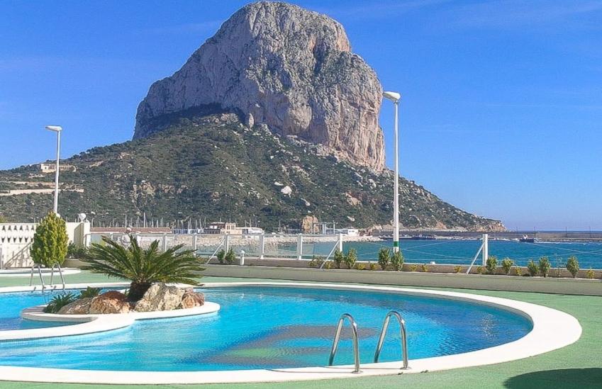 Apartment in calpe spain rubino 5 - Swimming pool repairs costa blanca ...