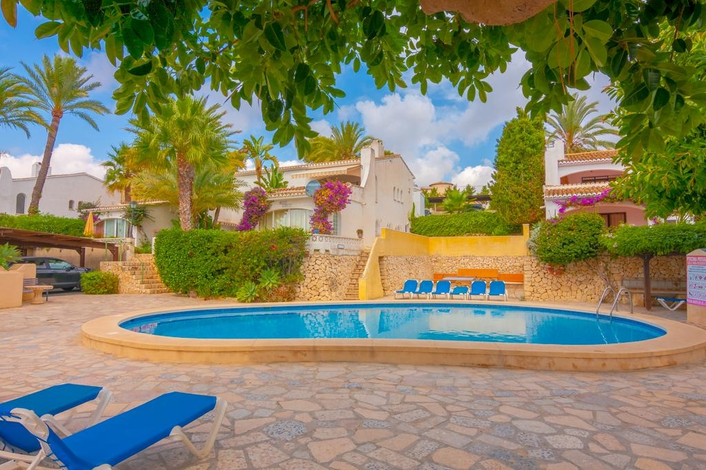Cabanas 4 for 4 guests in Calpe, Spanien