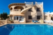 Holiday home:&nbsp;Calpe Villa Cruz 4