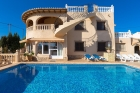 Calpe Villa Cruz 8, Holiday home   in Calpe,...