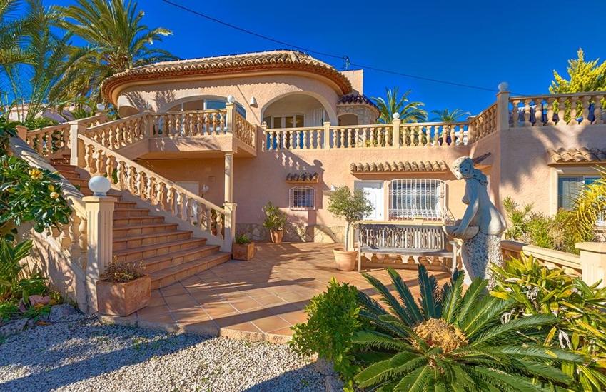 Villa for long term rental in calpe spain ambiente invierno - Swimming pool repairs costa blanca ...