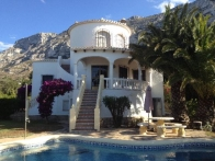 Holiday villa in Denia Costa Blanca: Almendroflor
