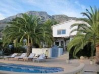 Holiday villa in Denia Costa Blanca: Casa Mundo