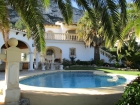 Villa Lau,Wonderful and comfortable villa in Denia, on the Costa Blanca, Spain  with private pool for 8 persons...