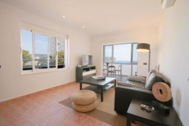 Modern and cheerful apartment in Javea, on the Costa Blanca, Spain for 4 persons.  The apartment is , Javea