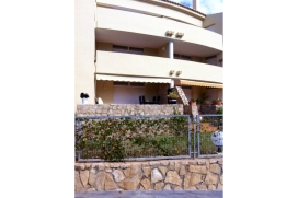 Modern and comfortable apartment in Javea, on the Costa Blanca, Spain  with communal pool for 4 persons, Javea