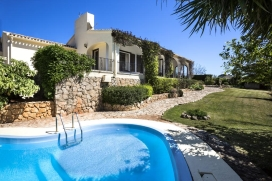 Holiday home in Javea, on the Costa Blanca, Spain  with private pool for 6 persons, Javea