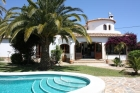 Alegria 6,Wonderful and romantic villa  with private pool in Javea, on the Costa Blanca, Spain for 6 persons...