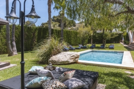 Large and luxury villa in Javea, on the Costa Blanca, Spain  with private pool for 14 persons, Javea