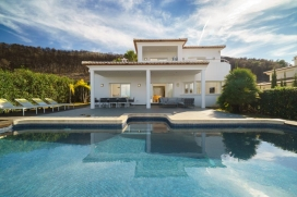 Villa in Javea, on the Costa Blanca, Spain  with private pool for 4 persons, Javea