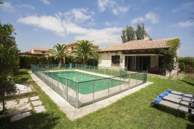 Modern and cheerful villa in Javea, on the Costa Blanca, Spain  with private pool for 8 persons, Javea