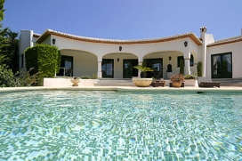 House in Javea, on the Costa Blanca, Spain  with private pool for 6 persons, Javea