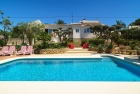 La Puerta Roja 6 pax, Large and comfortable villa  with private pool in Javea, on the Costa Blanca, Spain for 6 persons...