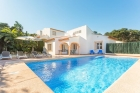 Monte Rojo, Classic and nice villa  with private pool in Javea, on the Costa Blanca, Spain for 4 persons...