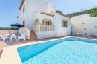 Monte Rosa, Classic and nice holiday home in Javea, on the Costa Blanca, Spain  with private pool for 6 persons...