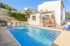 Monte Verde, Classic and nice villa  with private pool in Javea, on the Costa Blanca, Spain for 6 persons...