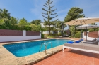 Villa Luna 4,Rustic and classic villa in Javea, on the Costa Blanca, Spain  with private pool for 4 persons...