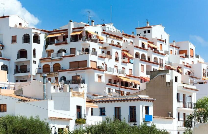 Apartment For Long Term Rental In Moraira Spain Elforti