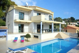 "<meta content=""text/html; charset=utf-8"" http-equiv=""Content-Type"" />    Rental Villa in Moraira – El Portet. Beautiful villa with capacity for 14    persons, perfect for a group of friends or several families., Moraira"