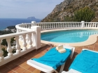 ANCLA 3223, Rental villa in Moraira, El Portet. With an enviable location,        less of 2km....