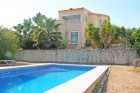 Hugo 4, Villa in Moraira, on the Costa Blanca, Spain  with private pool for 4 persons...