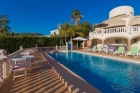 Modijo 4, Beautiful and comfortable villa in Moraira, on the Costa Blanca, Spain  with private pool for 4 persons...