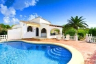 Moraira Villa Joel 6, Villa for rent   in...
