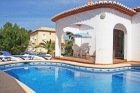 Moraira Villa LUMINOSA 6, Villa with private pool,...