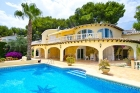 Moraira Villa Nalon 4, Villa for rent with...