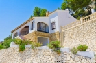 Moraira Villa Ruben 2, Villa    for rent with...