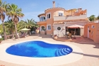 Rosa 4, Villa  with private pool in Moraira, on the Costa Blanca, Spain for 4 persons...